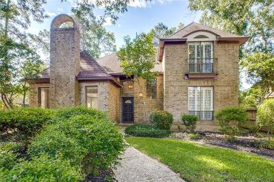 Kingwood Single Family Home For Sale: 5734 Woodland Creek Drive