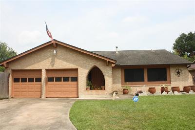 Dickinson Single Family Home For Sale: 4307 Meadow Glenn Drive