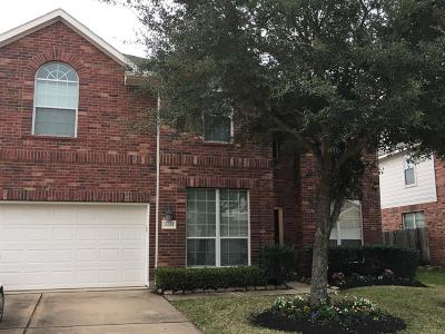 Pearland Single Family Home For Sale: 2213 Rocky Cove Court