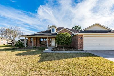 Baytown Single Family Home For Sale: 1814 Caroline