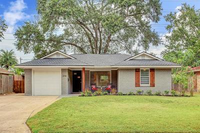 Houston Single Family Home For Sale: 2114 Stonecrest Drive