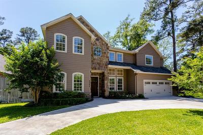 Houston Single Family Home For Sale: 8323 Leafy Lane
