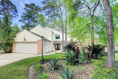 The Woodlands Single Family Home For Sale: 11612 Timberwild Street