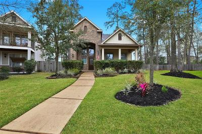 The Woodlands Single Family Home For Sale: 86 Panterra Way