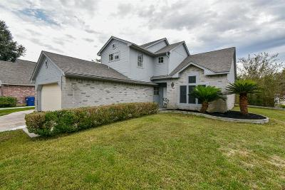 Houston Single Family Home For Sale: 1419 Gardenview Drive