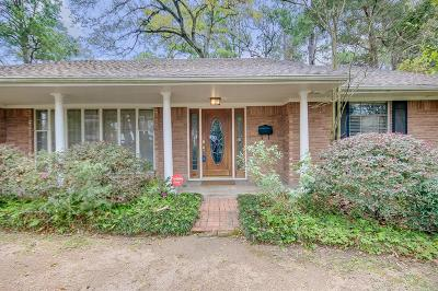 Garden Oaks Single Family Home For Sale: 3110 Lawrence Street