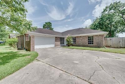 Missouri City Single Family Home For Sale: 1819 Eastfield Drive