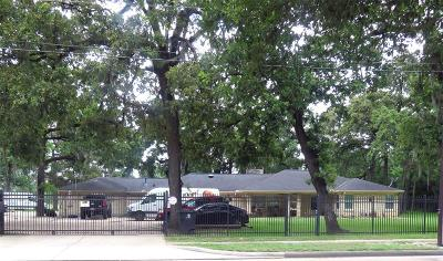 Houston Single Family Home For Sale: 2914 W T C Jester Boulevard