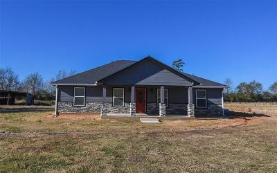 San Jacinto County Single Family Home Pending: 11190 Fm 1725