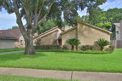 Katy TX Single Family Home For Sale: $194,900