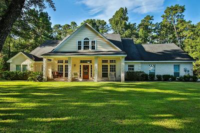 Single Family Home For Sale: 12127 Oak Haven