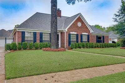 Single Family Home For Sale: 15203 Greenleaf Lane