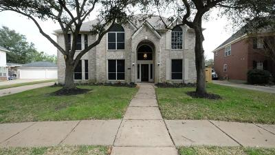 Katy Single Family Home For Sale: 3219 Castlewind Drive