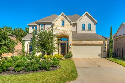 The Woodlands Single Family Home For Sale: 30 Shaded Arbor Drive