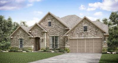 Katy Single Family Home For Sale: 6614 Windy Hills Lane