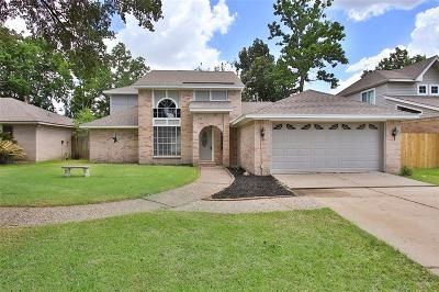 Cypress Single Family Home For Sale: 13823 Bella Drive