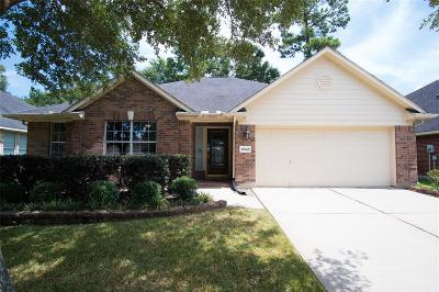 Humble Single Family Home For Sale: 18542 Blanca Springs Court