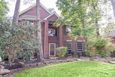 The Woodlands Single Family Home For Sale: 2 Wind Harp Place