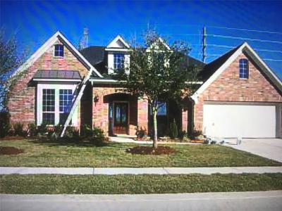 Richmond Single Family Home For Sale: 7419 Shadow Terrace