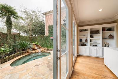 Houston Single Family Home For Sale: 4038 Browning Street