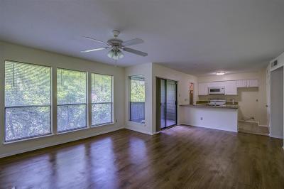 Houston Condo/Townhouse For Sale: 8020 Braesmain Drive #1608