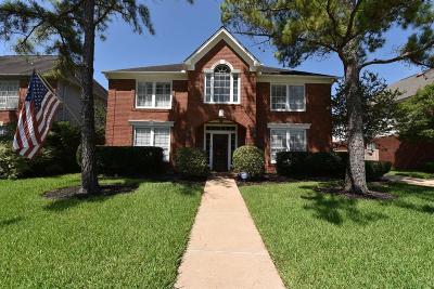 Houston Single Family Home For Sale: 3406 Ashton Park Drive