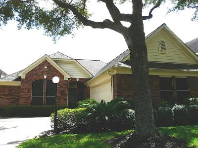 Houston Single Family Home For Sale: 3323 Shadowfern