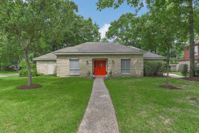 Houston Single Family Home For Sale: 3518 Forest City Drive