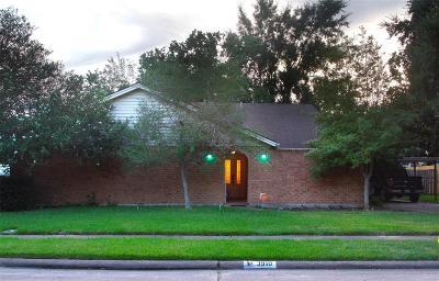 Pasadena Single Family Home For Sale: 3910 Salvador St Street