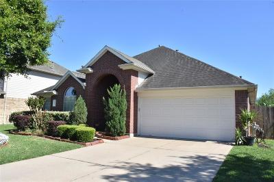Pearland Single Family Home For Sale: 10112 Chestnut Creek Way