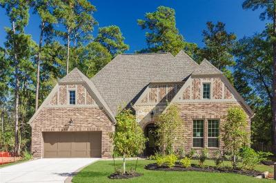 Conroe Single Family Home For Sale: 118 Aster Glow Circle