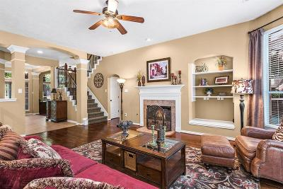 The Woodlands Single Family Home For Sale: 86 S Bluff Creek Circle