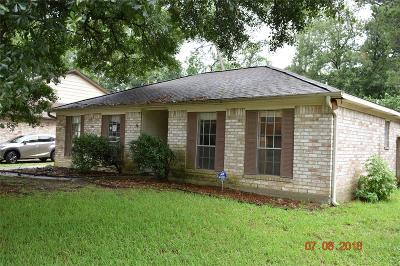 Spring Single Family Home For Sale: 23511 Bayleaf Drive