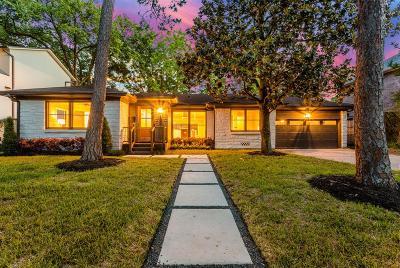 Houston Single Family Home For Sale: 2115 Macarthur Street