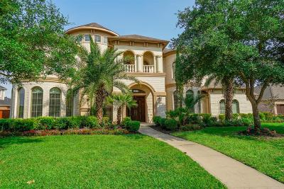 Katy Single Family Home For Sale: 8707 Black Cherry Crossing