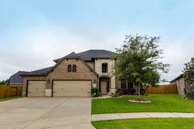 Rosenberg Single Family Home For Sale: 1114 Aqua Vista Lane