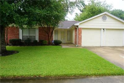 Friendswood Rental For Rent: 2410 Farriers Bend Drive