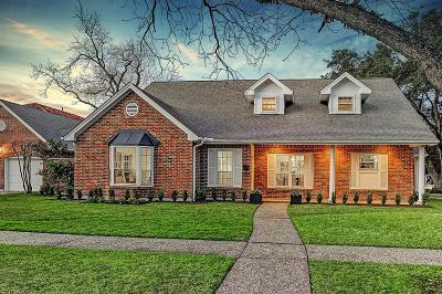 West University Place Single Family Home For Sale: 3204 Nottingham Street
