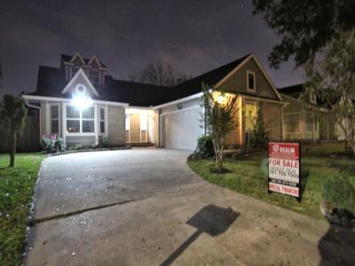 Houston Single Family Home For Sale: 12806 Ashford Meadow Drive