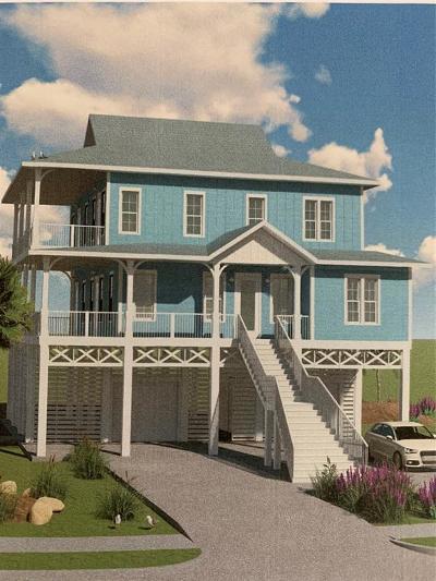 Galveston Single Family Home For Sale: 4122 Willet Lane