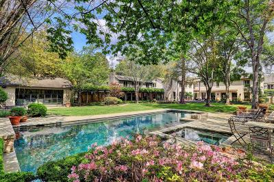 Hunters Creek Village Single Family Home For Sale: 610 Saddlewood Lane