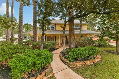 Houston Single Family Home For Sale: 14830 N Eldridge Parkway