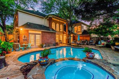 Houston Single Family Home For Sale: 12110 Almond Grove Court