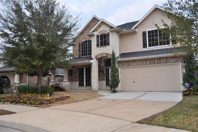 Cypress Single Family Home For Sale: 17706 Barker Grove Court