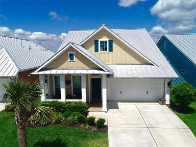 Texas City Single Family Home For Sale: 5014 Allen Cay Drive