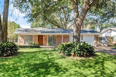Houston Single Family Home For Sale: 3611 Galway Lane