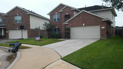 Tomball Single Family Home For Sale: 24934 Oconee Court