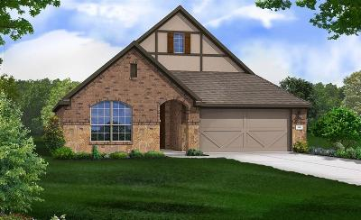 Conroe TX Single Family Home For Sale: $259,990