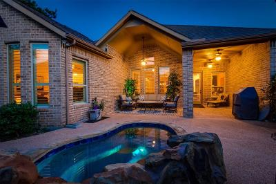 The Woodlands Single Family Home For Sale: 22 Little Falls Place