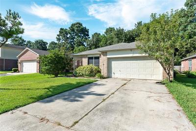 Tomball Single Family Home For Sale: 21831 Willow Downs Drive